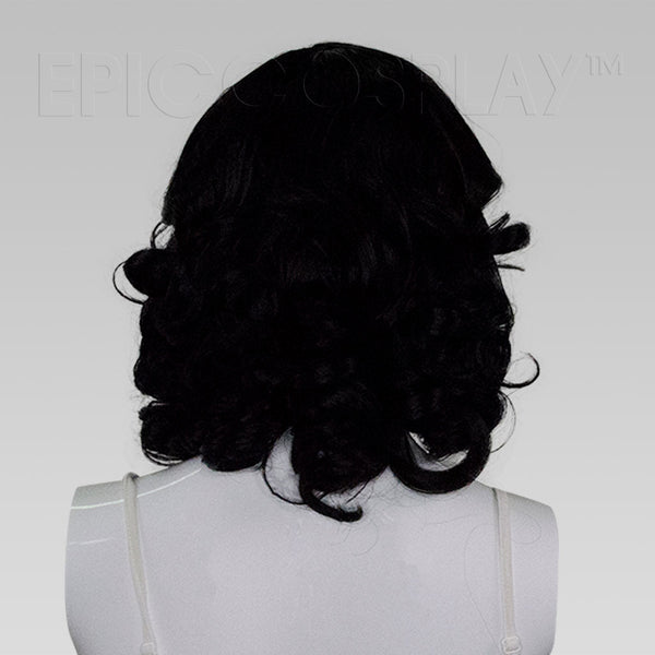 Aries Lacefront - Black Wig