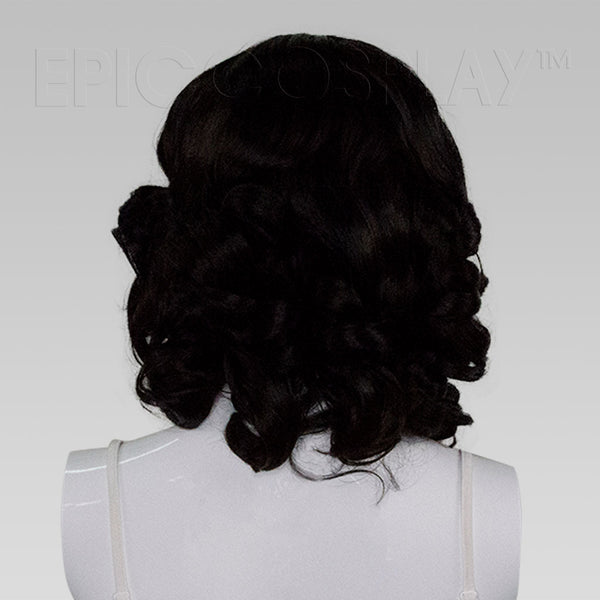 Aries Lacefront - Natural Black Wig