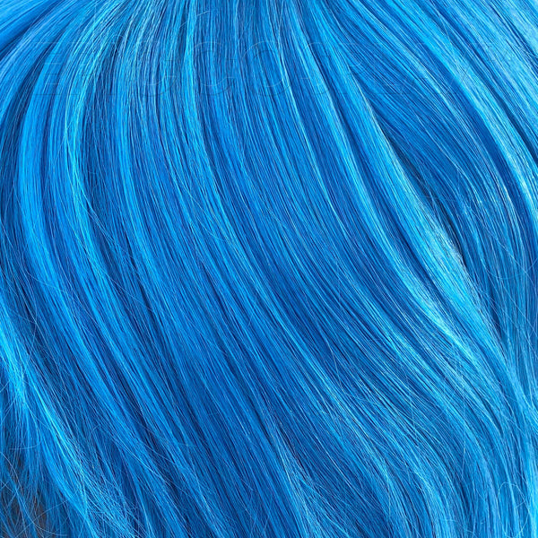 "35"" Weft Extension - Teal Blue Mix"