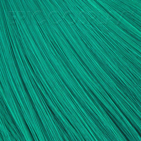 "50"" Ponytail Wrap - Vocaloid Green"