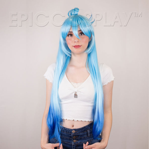 Konosuba - Aqua - Official Licensed Cosplay Wig