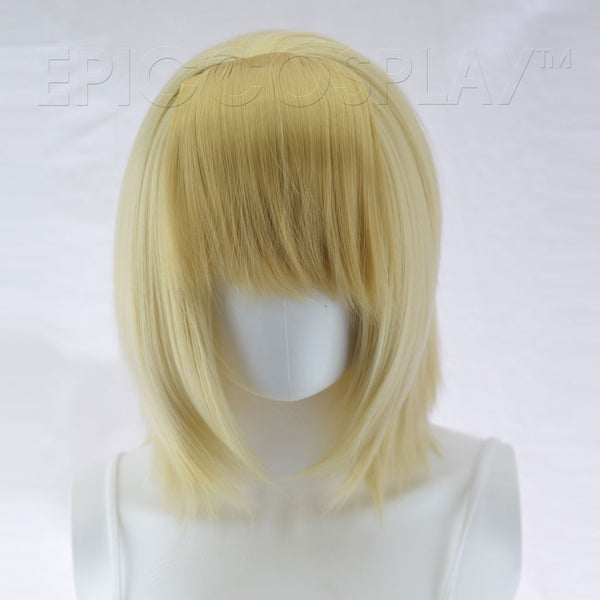 Clip In Bang Extension - Caramel Blonde