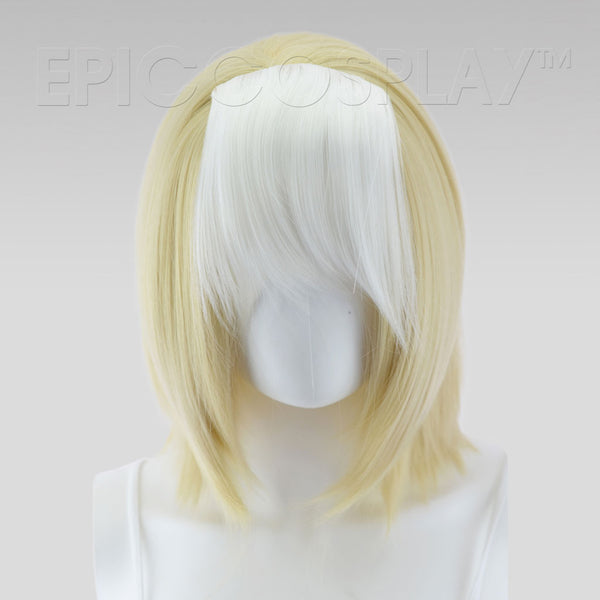 Clip In Bang Extension - Classic White