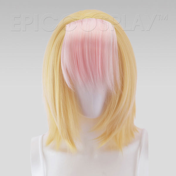 Clip In Bang Extension - Fusion Vanilla Pink