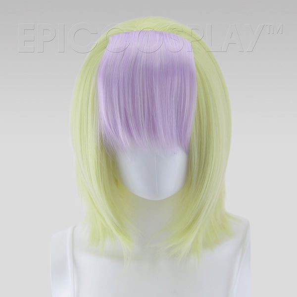 Clip In Bang Extension - Fusion Vanilla Purple