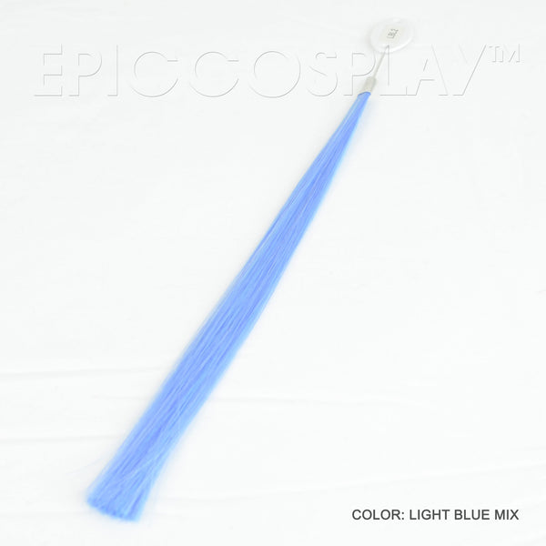 Color Sample - Anime Blue
