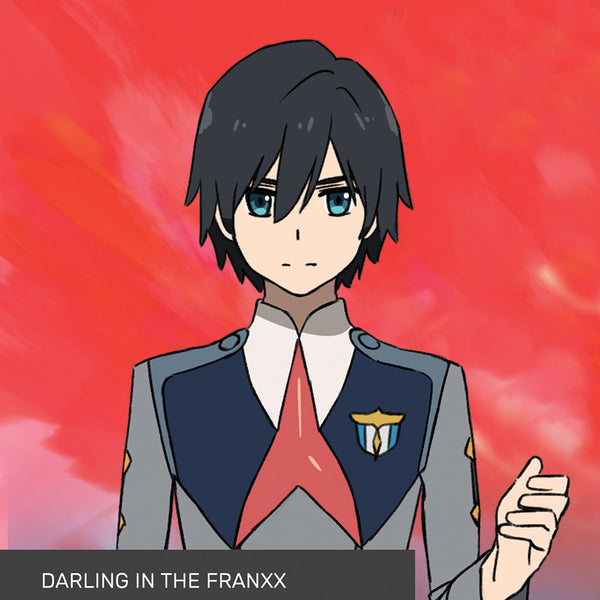 Official Licensed Darling in the Franxx Cosplay Wig: Hiro