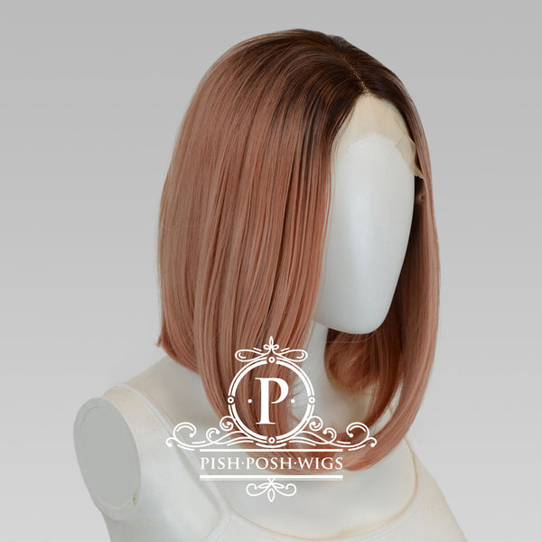 Gigi - Rose Gold Wig