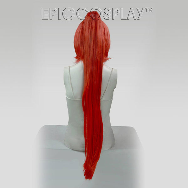 Leto - Apple Red Mix Wig