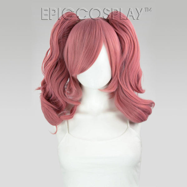 Rhea - Princess Dark Pink Mix Wig