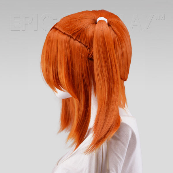 Gaia - Autumn Orange Wig