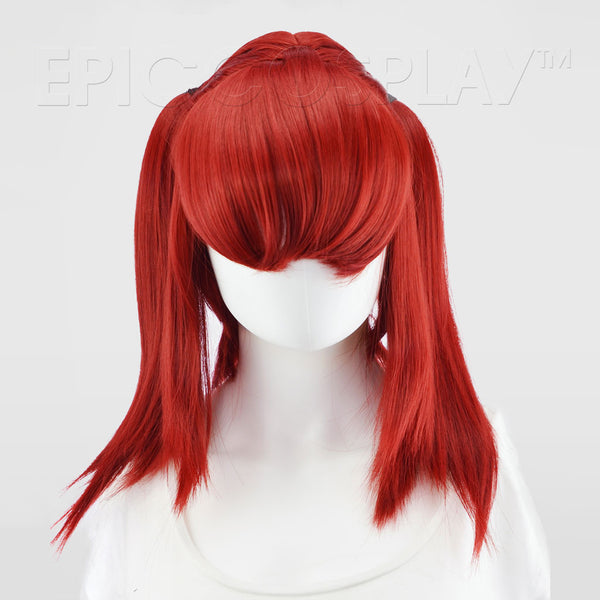 Gaia - Dark Red Wig