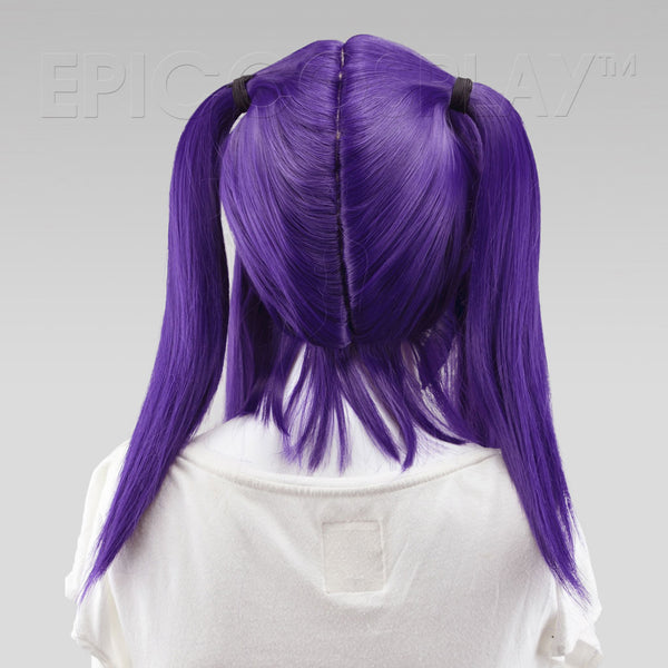 Gaia - Royal Purple Wig