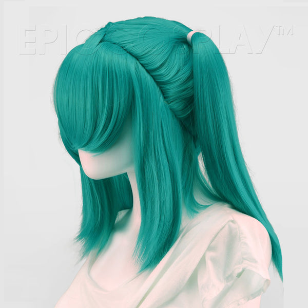 Gaia - Vocaloid Green Wig