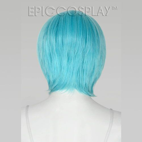 Aether - Anime Blue Mix Wig