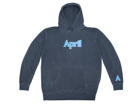 APRIL CHENILLE HOODIE