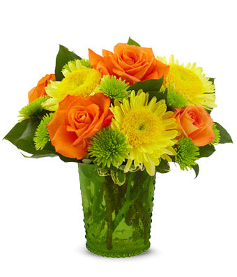 The Sunshine Warmth Bouquet