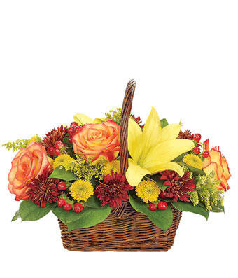 Spring Harvest Basket