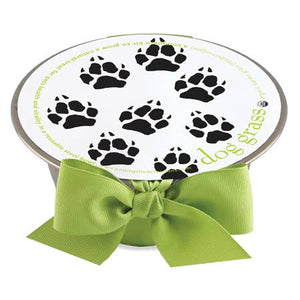 Pet Grass Dog Bowl
