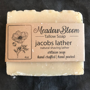 Natural Shaving Lather