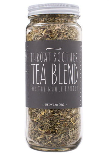 Throat Soother Tea