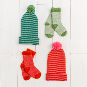 Infant Hat & Sock Set