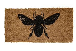 Natural Bee Doormat