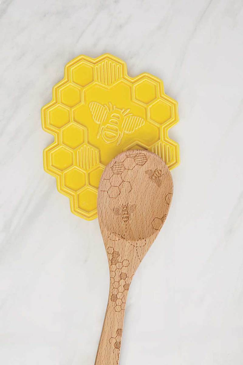 Bee Spoon Rest