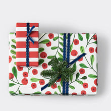 Recycled Reversible Wrapping Paper
