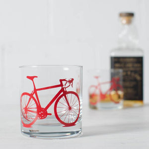 Bicycle Rocks Glasses