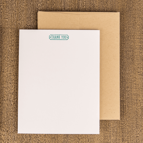 Folded Cards (set of 6)