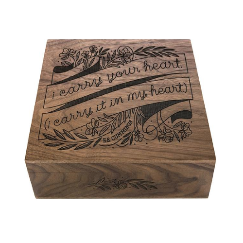 Carry your Heart Box