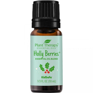 Holly Berries Essential Oil