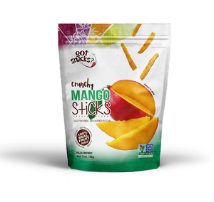 Crunchy Mango Sticks