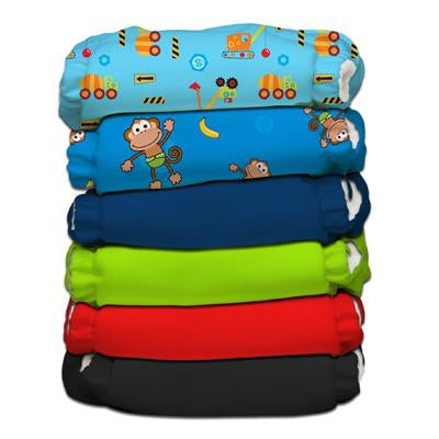 Monkey Business Organic Diapers