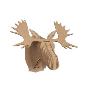 Cardboard Animal Sculptures