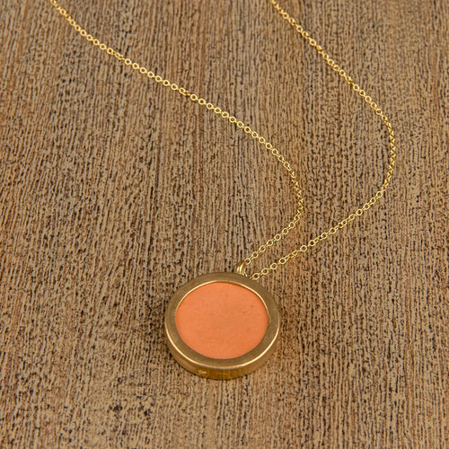Large Diffuser Necklace