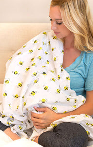 Organic Swaddle Bees