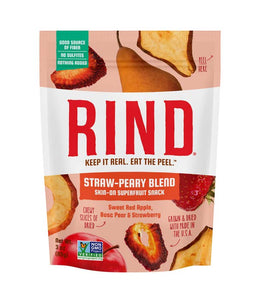 RIND Straw-Peary
