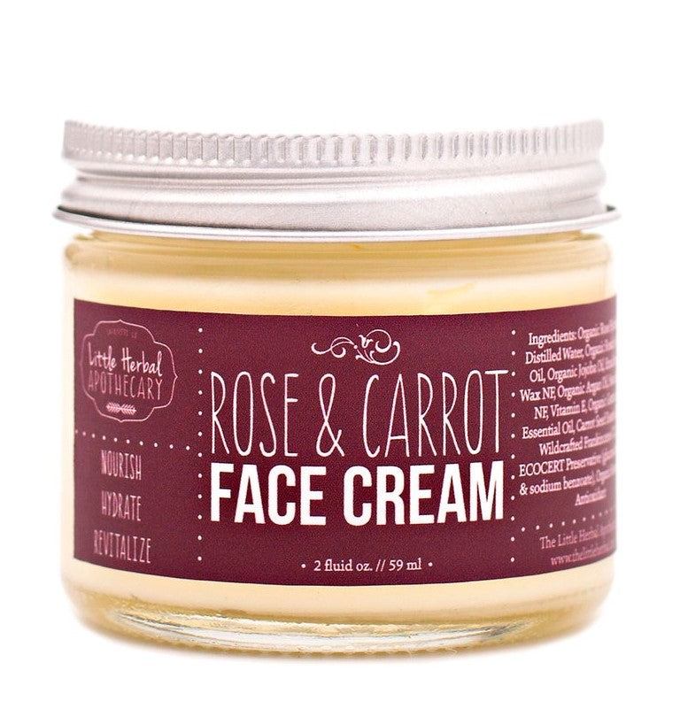 Rose Carrot Face Cream