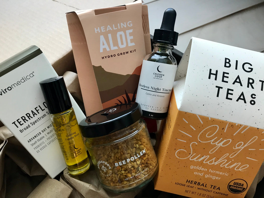 Summer 2020:  The Wellness Crate I