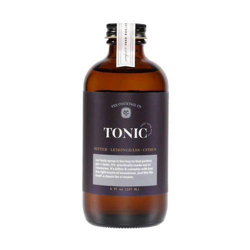 Citrus Tonic Syrup
