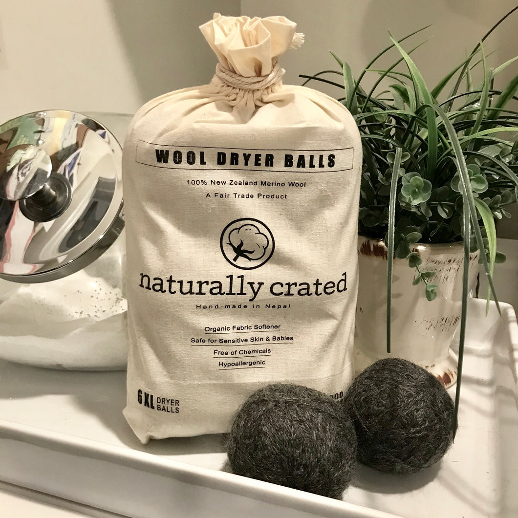 Wool Dryer Ball Set
