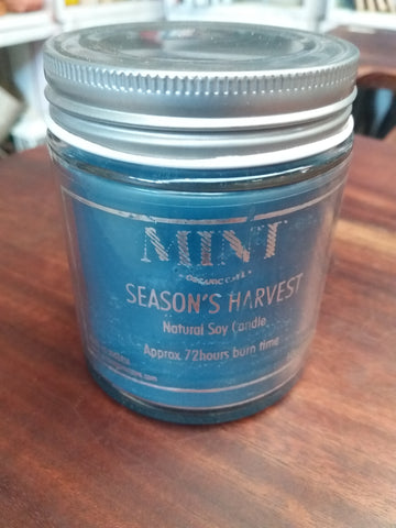 Season's Harvest Natural Soy Candle