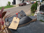 Larry joy leather mules