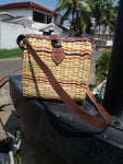 Square Basket Bags