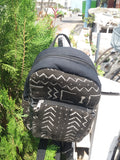 Mud Cloth Back Pack Mini