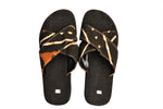 Mud cloth Sandals