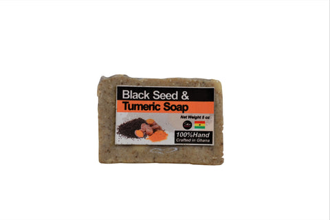 Black seed & Tumeric Soap