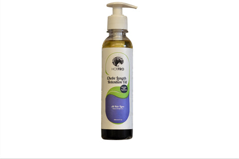 Chebe Length Retention Oil With Lavender & peppermint